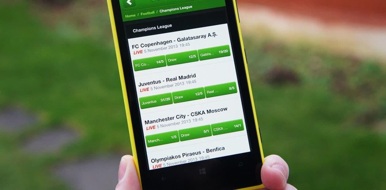 téléchargé votre Unibet application Android